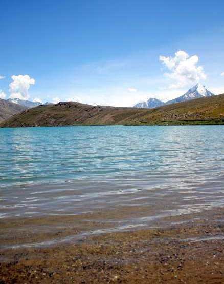 Chandrataal Lake adventure travel packages in India