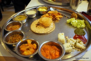 Food tours in India